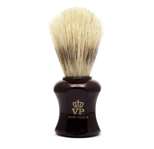 Rasierpinsel Royal VP - reine Borste - Griff braun