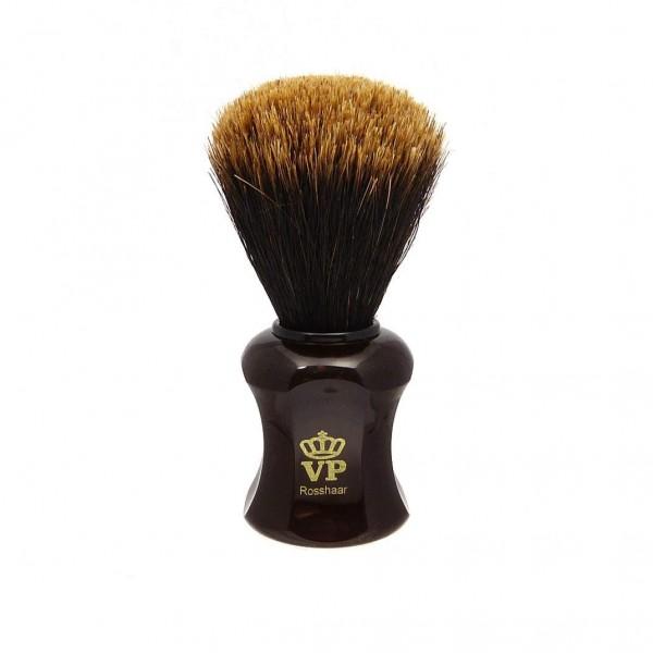 Rasierpinsel Royal VP - mit speziellem, hochwertigem Rosshaar - Griff schildpatt