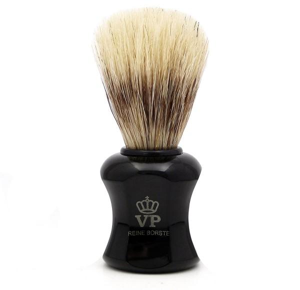 Rasierpinsel Royal VP - reine Borste - Griff schwarz