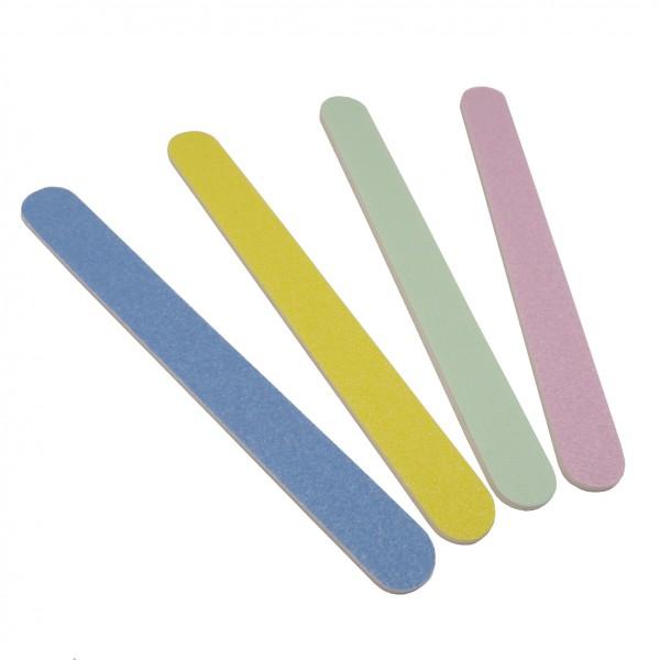 4 Profifeilen verschiedene Farben Korn 100/240
