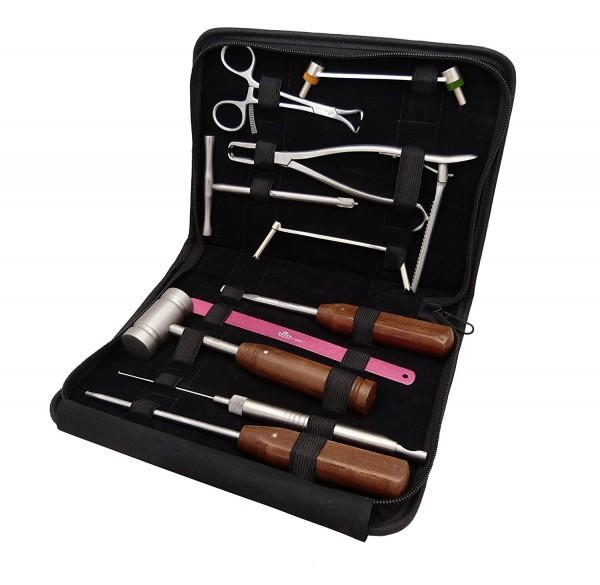 Orthopädie Instrumenten Set 10-teilig in Box