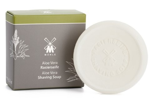 MÜHLE - Rasierseife - SKIN CARE Serie - Aloe Vera - für sensible Hauttypen