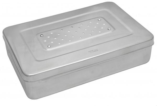 Hospital Box Aufbewahrungskasten aus Edelstahl Größe S bis L