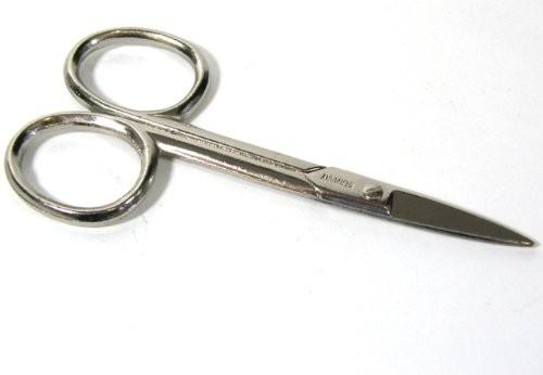 Nagelschere mit gerader Spitze, BS Doppelkopf, 3,5 Zoll