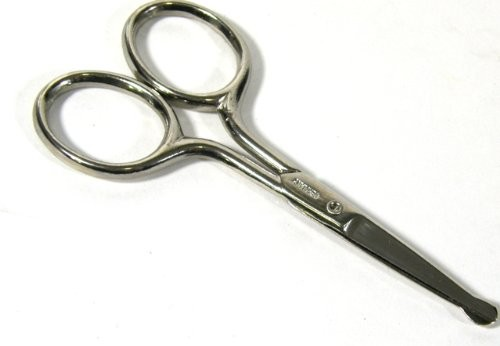 Geschmiedete Nasenhaarschere Babynagelschere - 9,5 cm