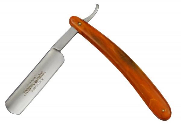Rasiermesser Monopol Renaissance - mit Gußstahlklinge und Kunststoffgriff