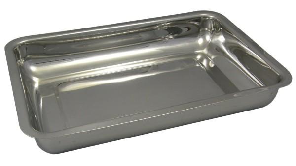Instrumentenablage Tablett 32,6 x 22,6 x 4,8 cm - rechteckig